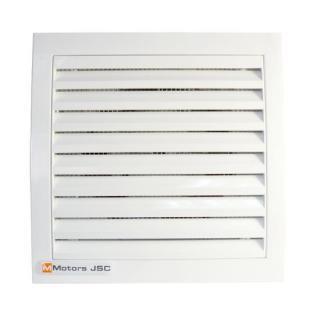 Вентилатор за баня ММ 150кв клапа